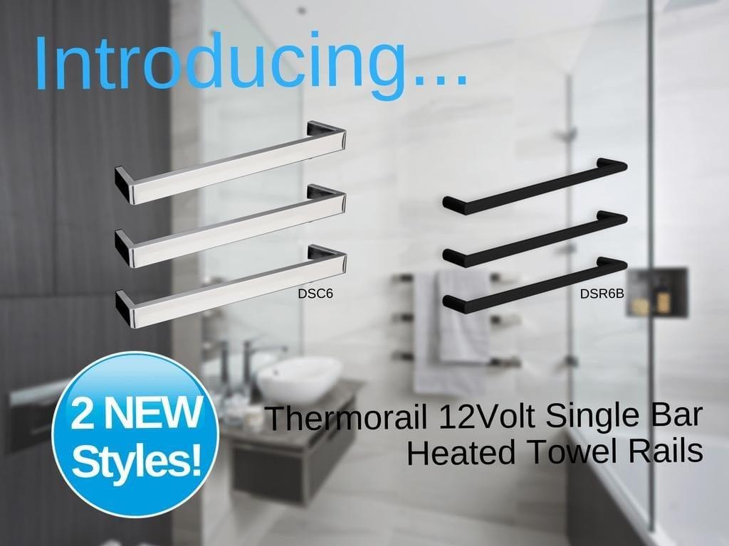 NEW 12Volt Single Bars