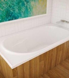 Inset Bath