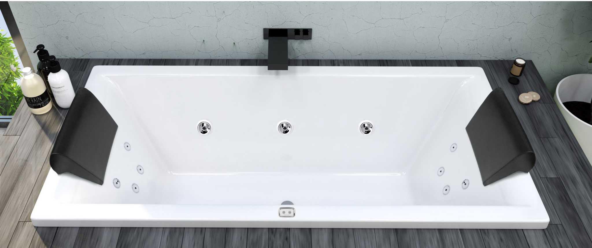 Contour Spa Bath
