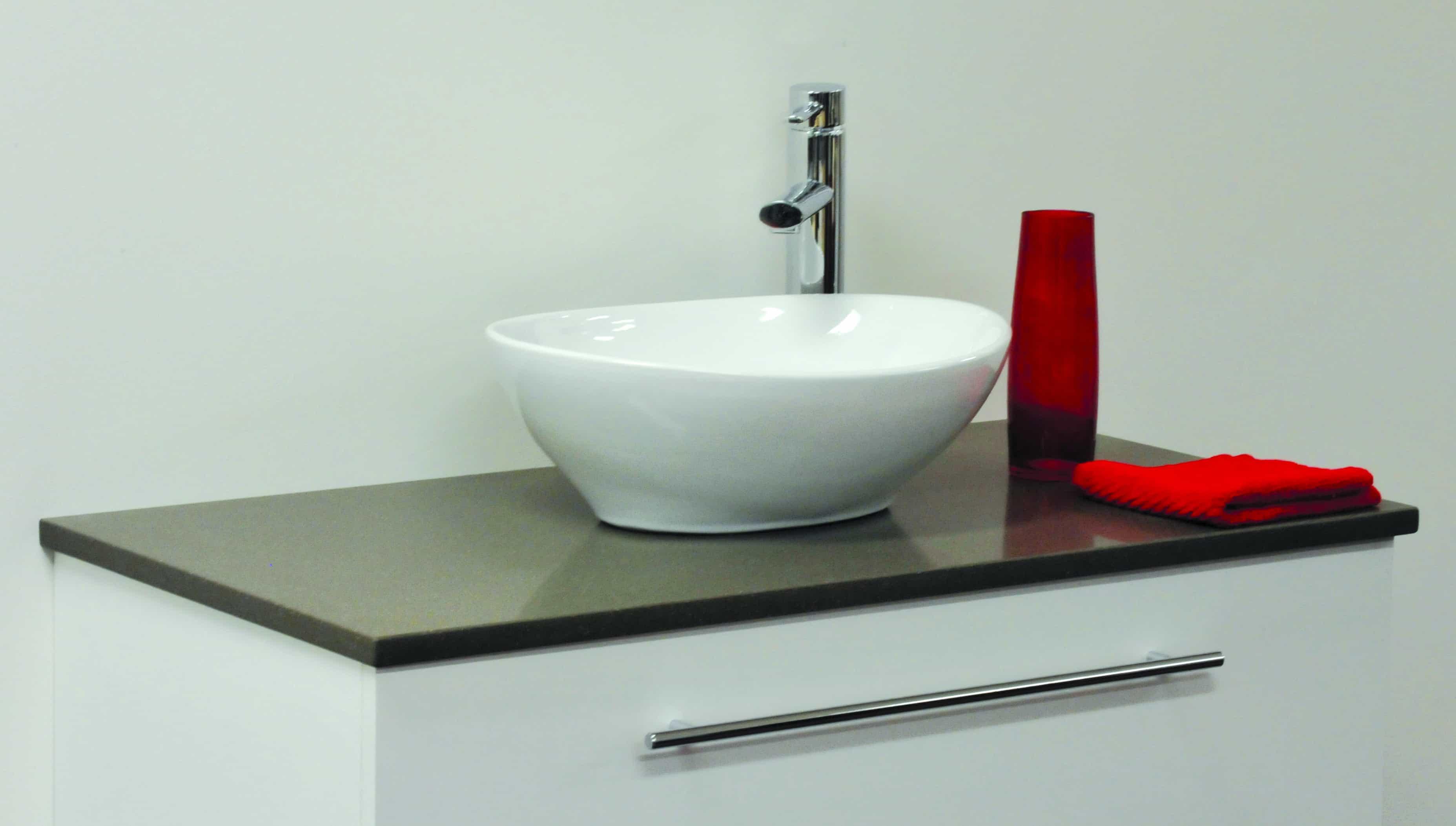 Timberline Elite Basin Above Counter 415mm Brisbane Bathrooms Are Us