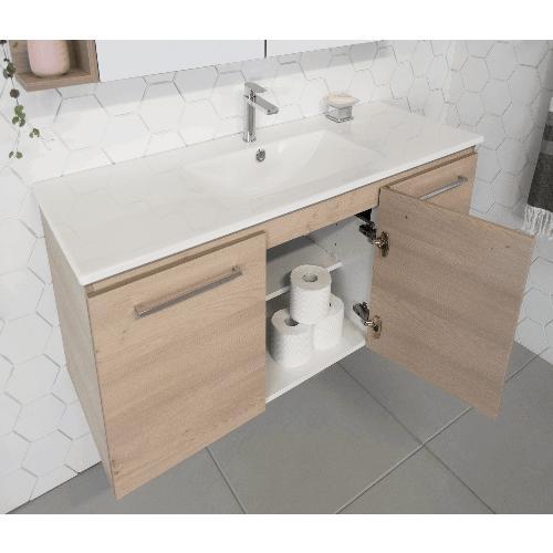 Adp Glacier Ceramic Twin Wall Hung Vanity Bathrooms Are Us