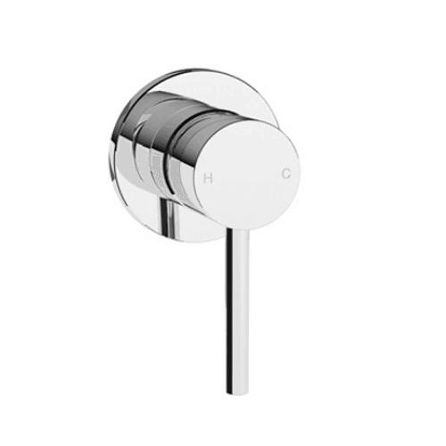 Paco Jaanson Rondo Range Wall Mixer With Round Plate
