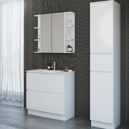 timberline nevada plus vanity floor standing bathrooms are us