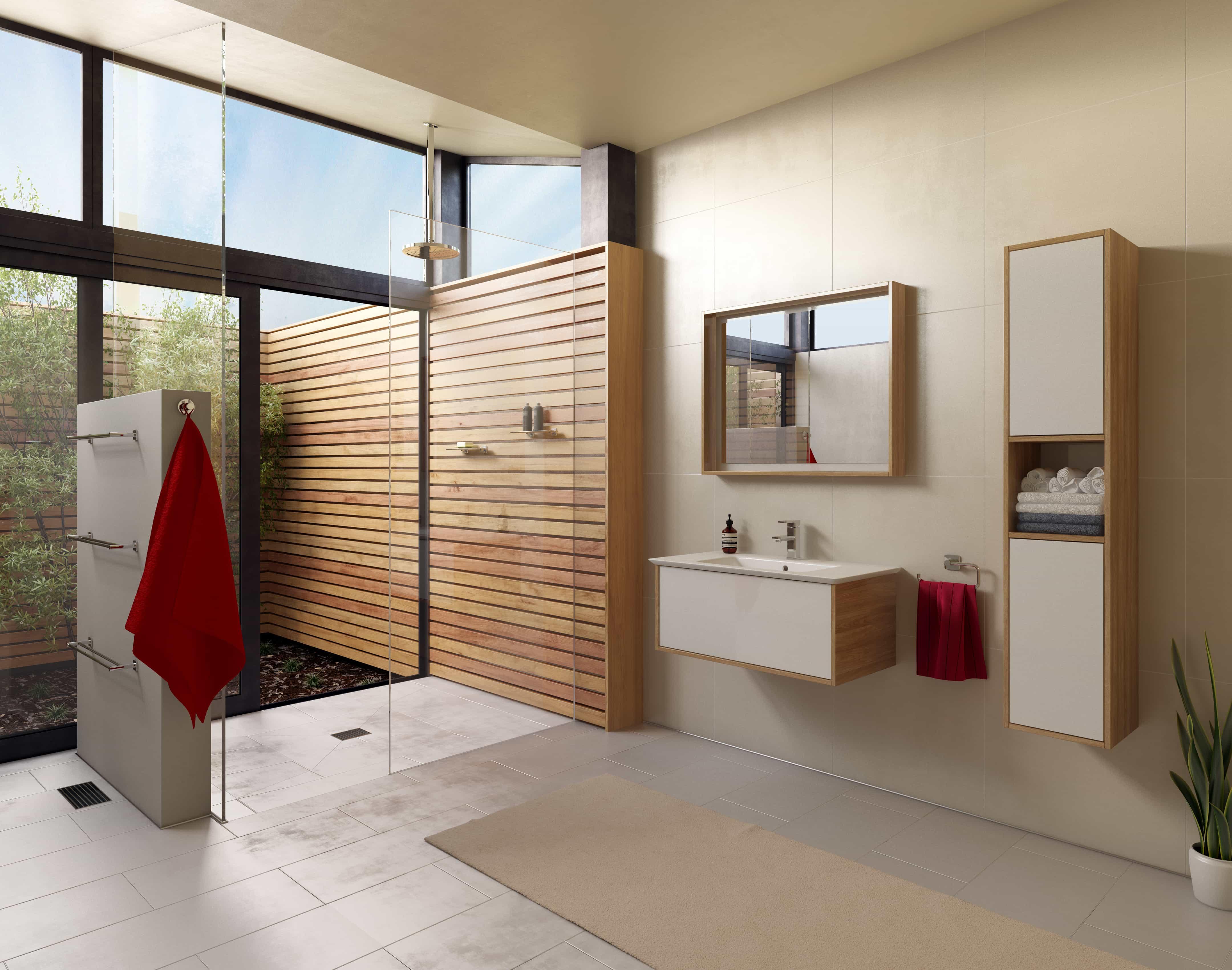 Timberline Santos Vanity 900mm S90WW | Bathrooms Are Us - Brisbane ...